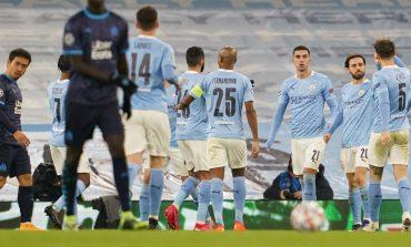 Hasil Pertandingan Manchester City vs Marseille 3-0