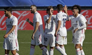 Sevilla vs Real Madrid: Rekor Los Blancos Lebih Jos