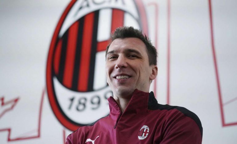 AC Milan vs Atalanta, Pioli: Mandzukic Bisa Debut