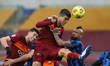 AS Roma vs Inter: I Lupi Seri 2-2 Lawan Nerazzurri