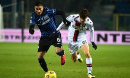 Atalanta vs Genoa Berakhir Imbang Tanpa Gol