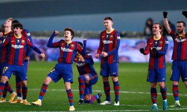 Barcelona ke Final Usai Menang Adu Penalti atas Sociedad