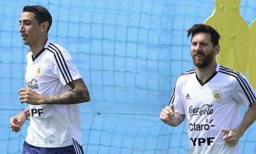 Di Maria Menanti Main Bareng Messi di PSG