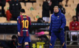 Final Piala Super Spanyol: Bilbao Tekuk Barcelona 3-2, Messi Dikartu Merah