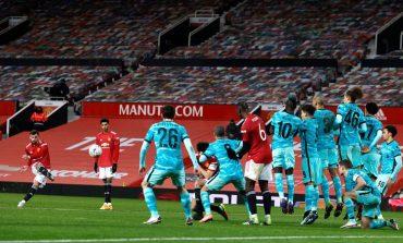 Manchester United vs Liverpool: Setan Merah Menang 3-2