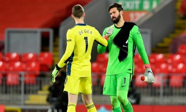 Man of the Match Liverpool vs Manchester United: Alisson Becker