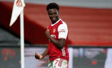Beruntungnya Arsenal Punya Bukayo Saka, si Serbabisa Calon Bintang Dunia