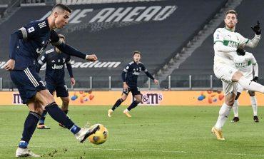 Hasil Pertandingan Juventus vs Sassuolo: Skor 3-1