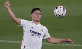 Tinggalkan Real Madrid, Luka Jovic Segera Balik Kucing ke Eintracht Frankfurt