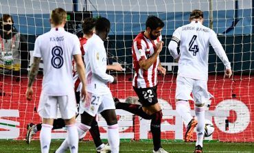 Hasil Pertandingan Real Madrid vs Athletic Bilbao: Skor 1-2