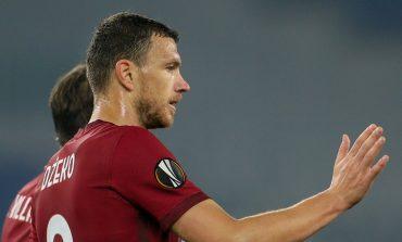AS Roma vs Braga: Dzeko Lewati Rekor Totti