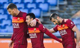 AS Roma vs Udinese: Serigala Ibukota Menang 3-0