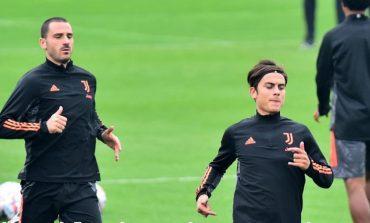 Bonucci dan Dybala yang Cedera Tetap Dibawa Pirlo Lawan Porto