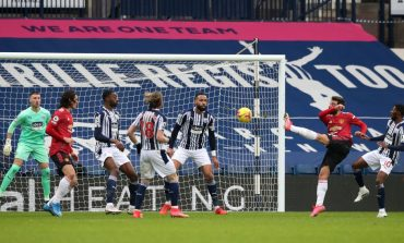 Bromwich vs Manchester United Berakhir Imbang 1-1