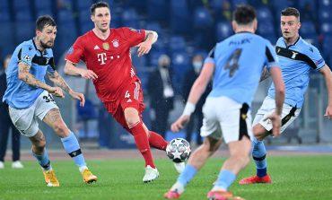 Dihajar Bayern, Lazio Akui Kalah Pengalaman
