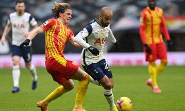 Tottenham vs WBA: The Lilywhites Menang 2-0