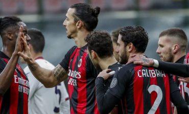 Hasil pertandingan AC Milan vs Crotone: Skor 4-0