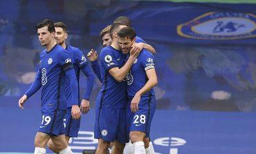 Hasil Pertandingan Chelsea vs Burnley: Skor 2-0