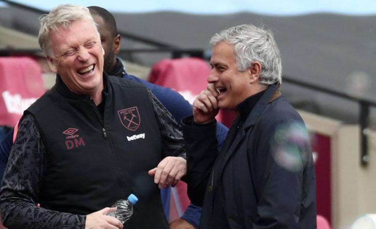Dengan Bantuan Lingard, Moyes Sukses Patahkan Kutukan Mourinho