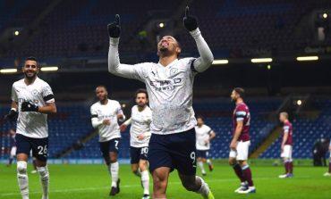 Hasil Pertandingan Burnley vs Manchester City: Skor 0-2