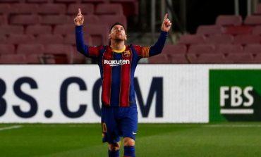 Neymar Mulai Bujuk Messi untuk Pindah ke PSG