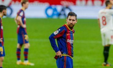 Kabar Baik Buat Barcelona, Manchester City Tegaskan Tidak Mengejar Lionel Messi