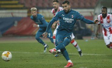 Hasil Pertandingan Red Star Belgrade vs AC Milan: Skor 2-2