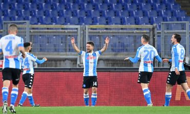 AS Roma vs Napoli: Partenopei Menang 2-0 di Kandang Serigala