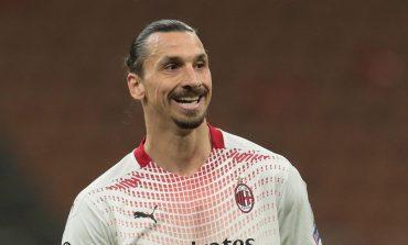 Cedera Otot, Ibrahimovic Gagal Sambangi MU di Old Trafford