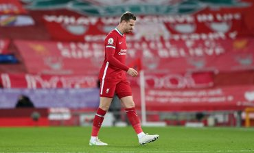 Jordan Henderson Bisa Saja Absen di Piala Eropa 2020