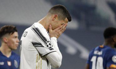Juventus vs Porto: Si Nyonya Tua Tersingkir Secara Dramatis