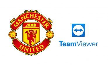 MU Gaet TeamViewer sebagai Sponsor Baru Gantikan Chevrolet