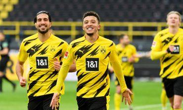 Sancho Loloskan Dortmund ke Semifinal Piala DFB