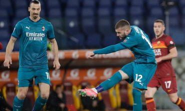 Hasil Pertandingan AS Roma vs AC Milan: Skor 1-2