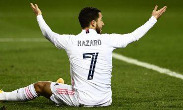 Baru Main 15 Menit, Eh Eden Hazard Cedera Lagi!
