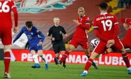 Hasil Pertandingan Liverpool vs Chelsea: Skor 0-1