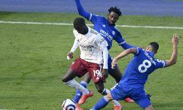 Man of the Match Leicester City vs Arsenal: Nicolas Pepe