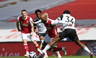 Arsenal vs Fulham 1-1, Gol Nketiah di Injury Time Selamatkan The Gunners