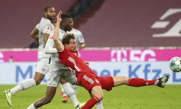 Bayern vs Leverkusen: Die Roten Menang 2-0