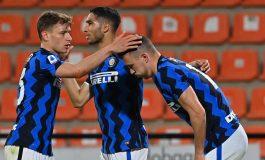 Inter Nikmati Setiap Langkah Menuju Target