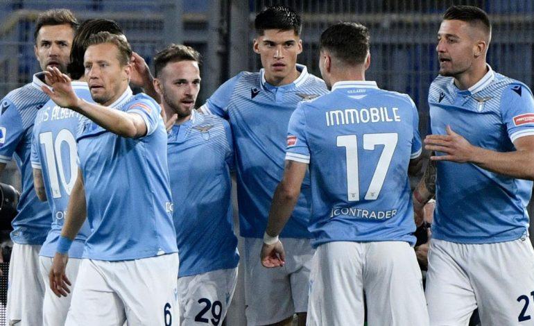 Kalahkan AC Milan, Harapan Lazio ke Liga Champions Terjaga