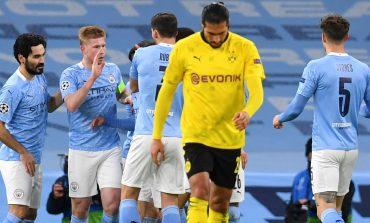 Manchester City vs Dortmund: The Citizens Menang 2-1