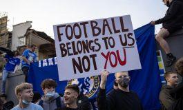 Suporter Inggris Menangi 'Perang' Lawan European Super League
