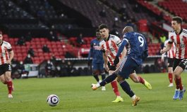 Man of the Match Sheffield United vs Arsenal: Alexandre Lacazette