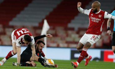 Hasil Pertandingan Arsenal vs Slavia Praha: Skor 1-1