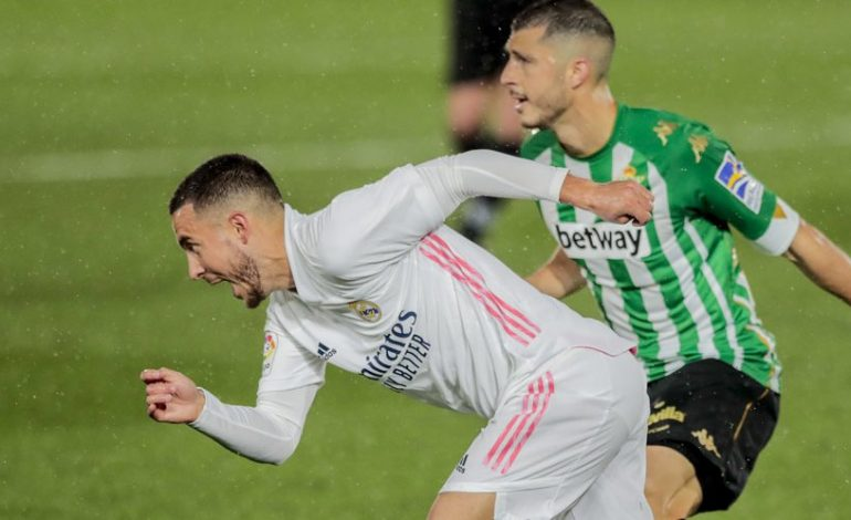 Mantap! Bebas Cedera, Hazard Kini Siap Bela Madrid Lawan Chelsea