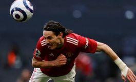Man of the Match Tottenham vs Manchester United: Edinson Cavani