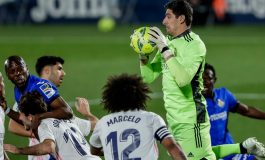 Hasil Pertandingan Getafe vs Real Madrid: Skor 0-0