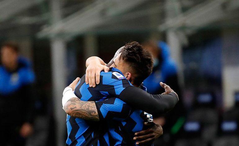 Man of the Match Inter Milan vs Sassuolo: Romelu Lukaku