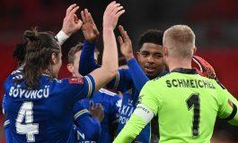 Kandaskan Southampton, Leicester City Tantang Chelsea di Final Piala FA